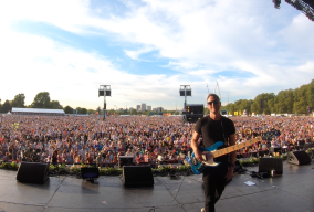 Live in Hyde Park, London